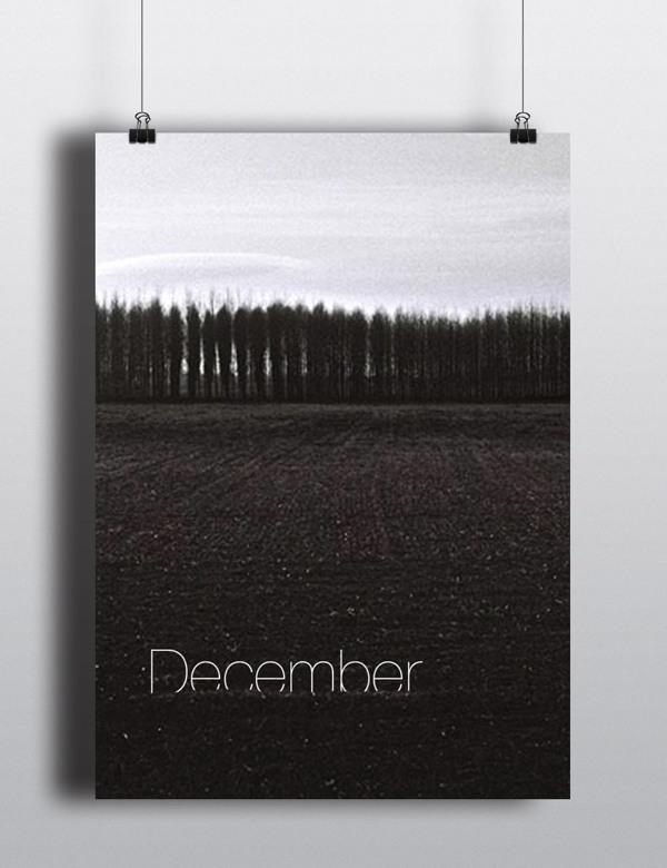 December. | Arina Pozdnyak.