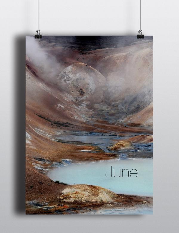 June. | Arina Pozdnyak.