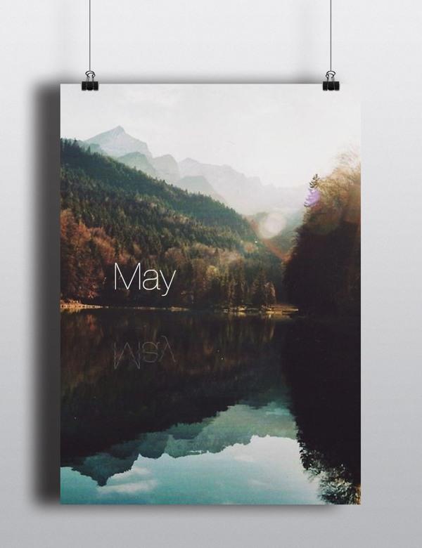 May. | Arina Pozdnyak.
