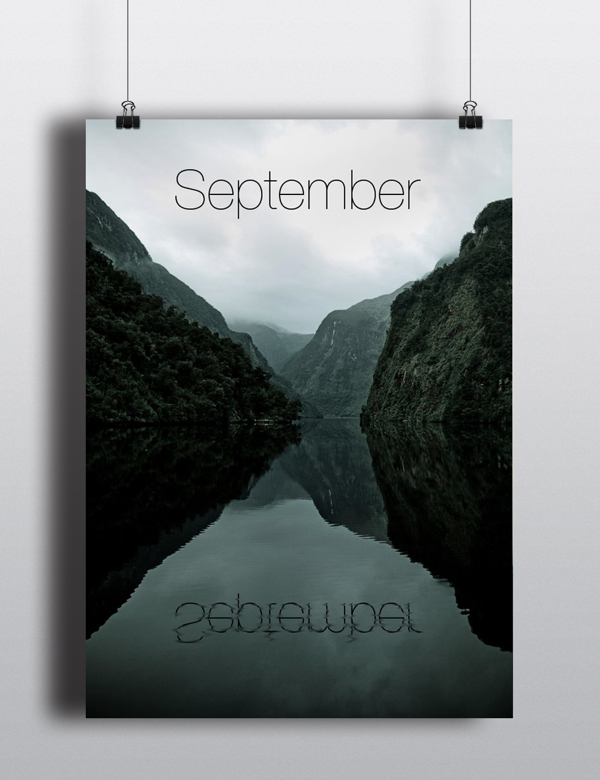 September. | Arina Pozdnyak.