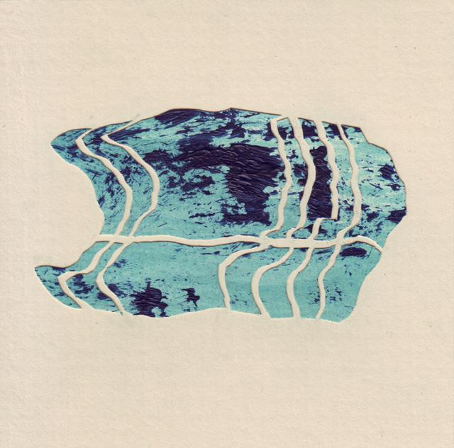 Turquoise, 2013. | Chyrum Lambert.