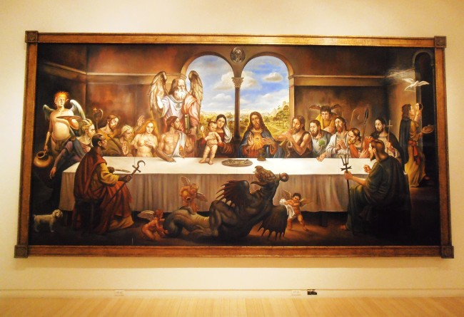 """Last Supper"". 