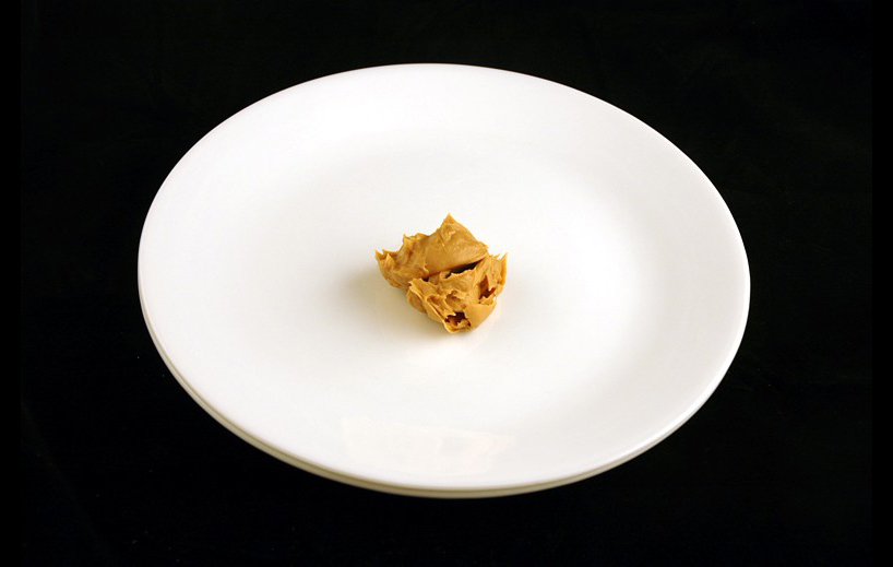 Peanut Butter. | 34 grams = 200 Calories. | Courtesy of wiseGEEK.