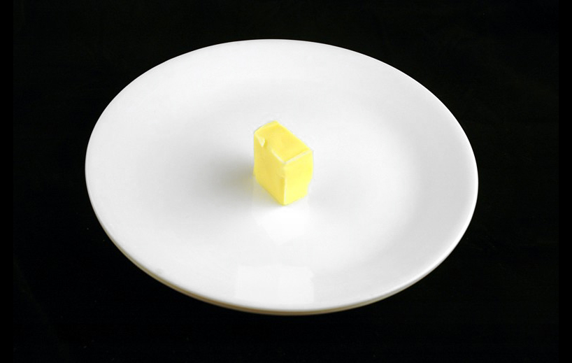 Butter.   28 grams = 200 Calories.   Courtesy of wiseGEEK.