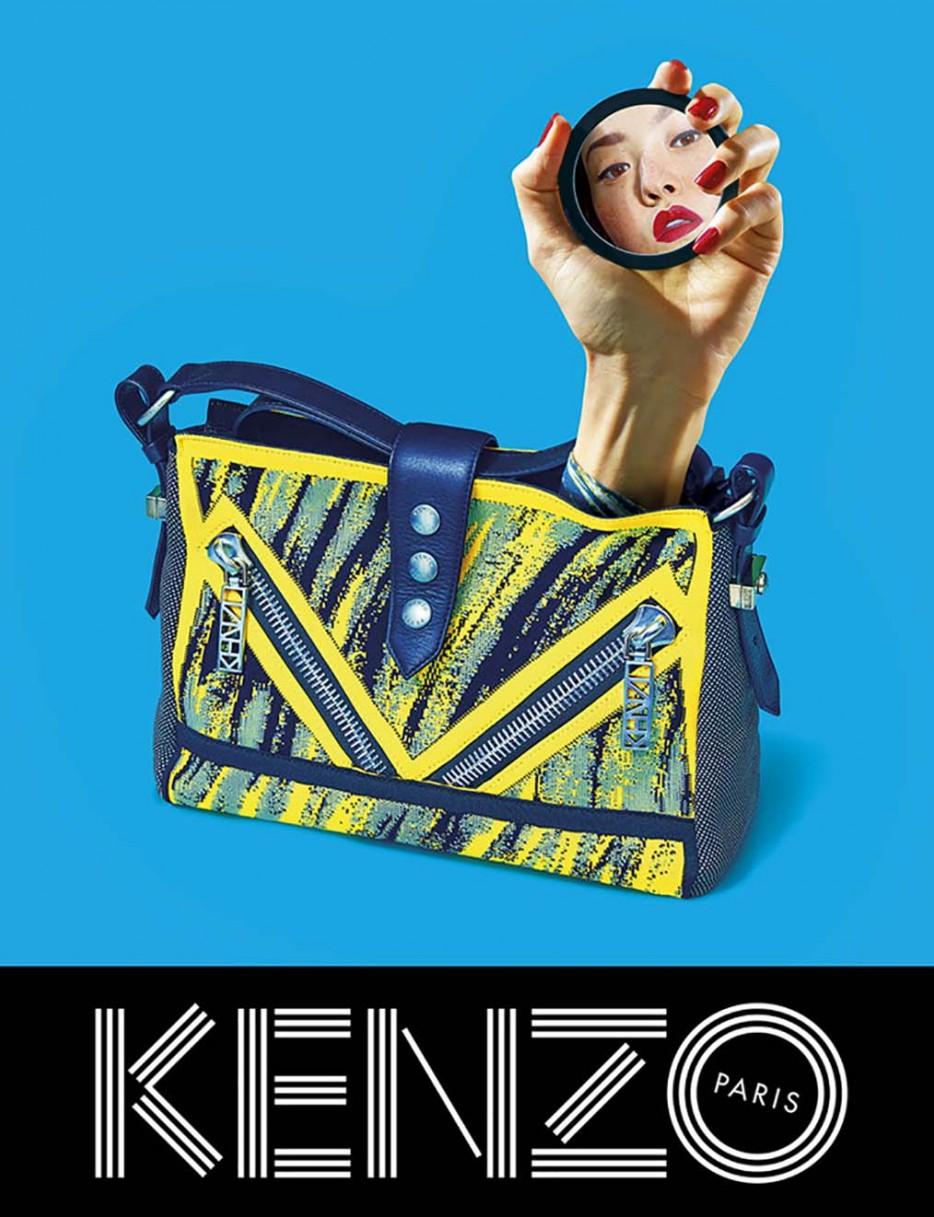 Courtesy of Kenzo.