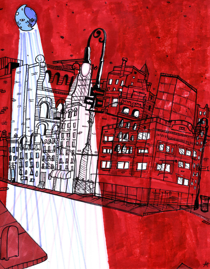 """Montreal"" | Max Schieble."