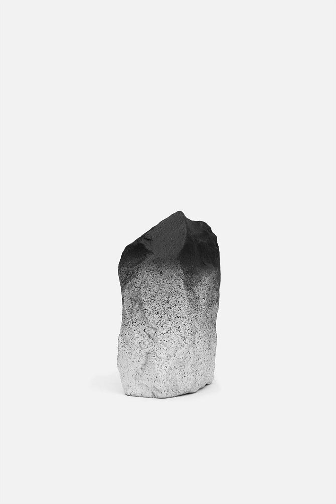 Sprühlack auf Stein (C). | Steffen Bunte.