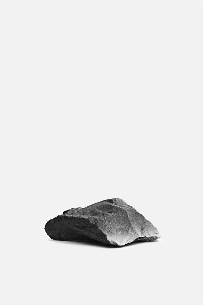 Sprühlack auf Stein (F). | Steffen Bunte.