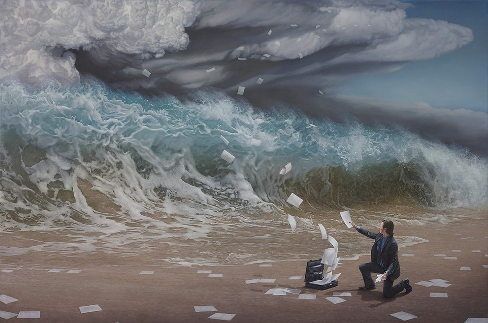 The Time Has Come. | Joel Rea.
