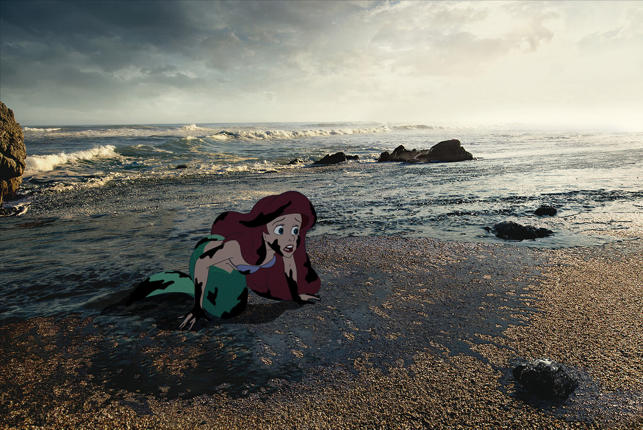 The Little Mermaid. | | Jeff Hong.