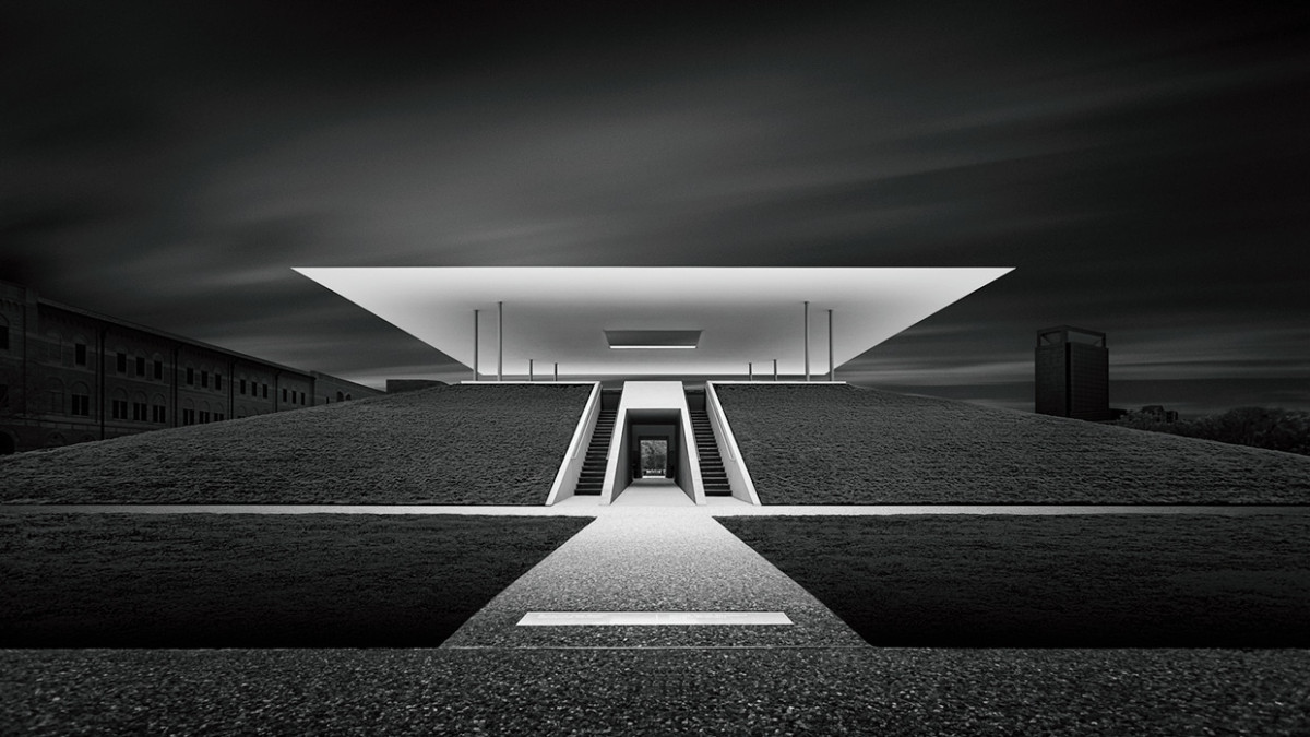 Honoring I - The Time Dynamic - James Turrell Skyspace