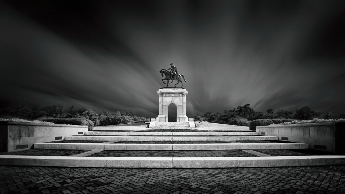 Honoring III - The Time Dynamic - Sam Houston Monument