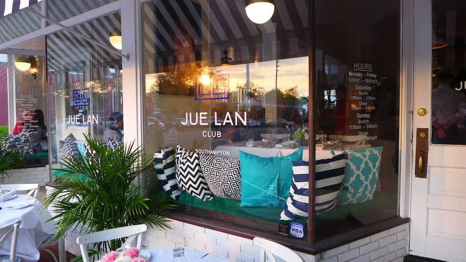 Jue Lan Club.