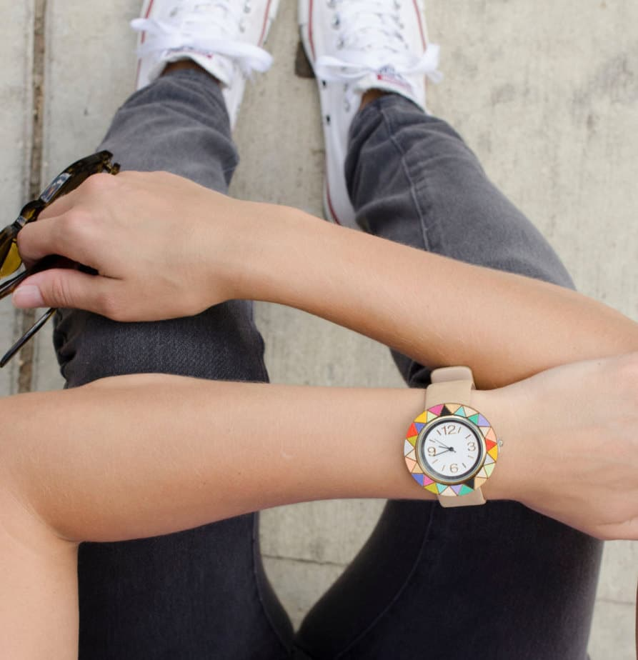 quiet-lunch-jill makes-handpainted watches 2