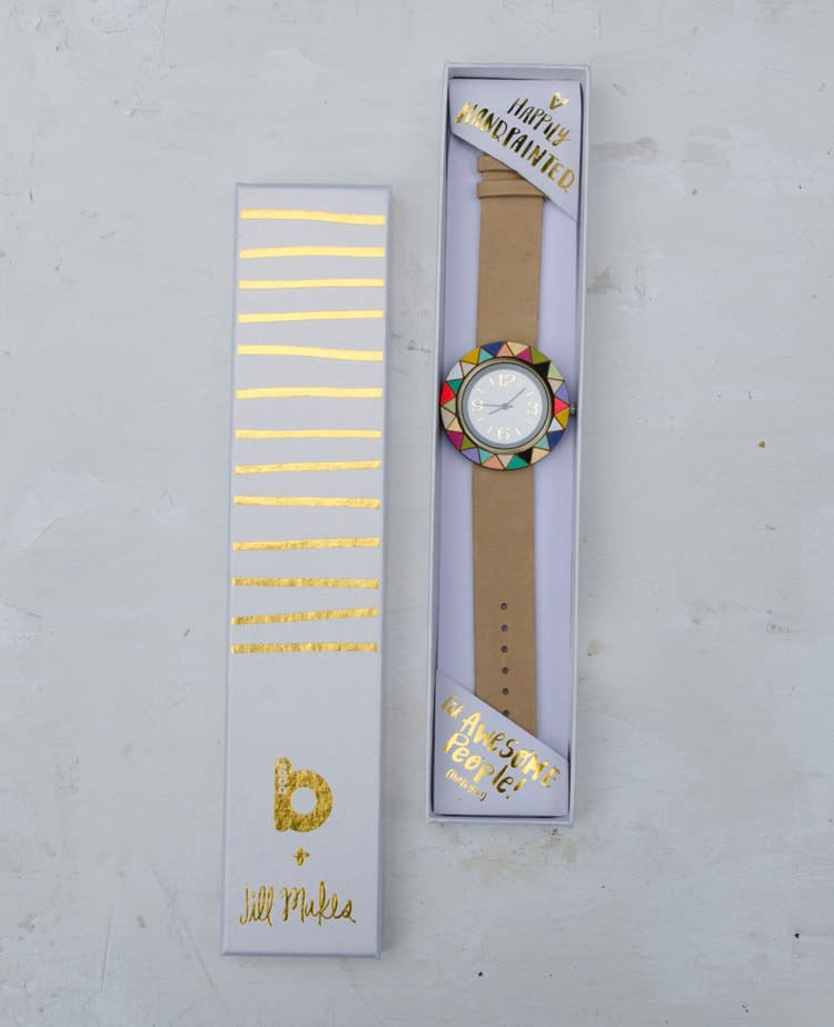 quiet-lunch-jill makes-handpainted watches 3