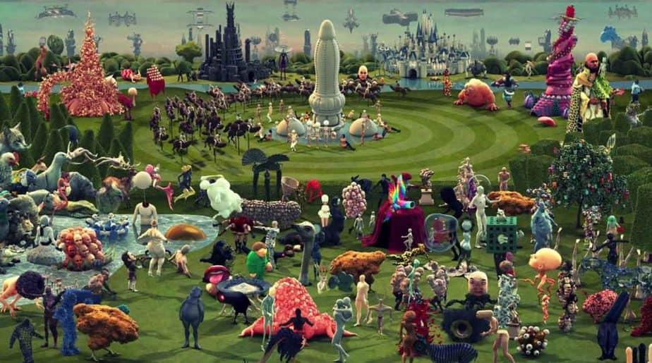 paradise-a-contemporary-interpretation-of-the-garden-of-earthly-delights-studiomack