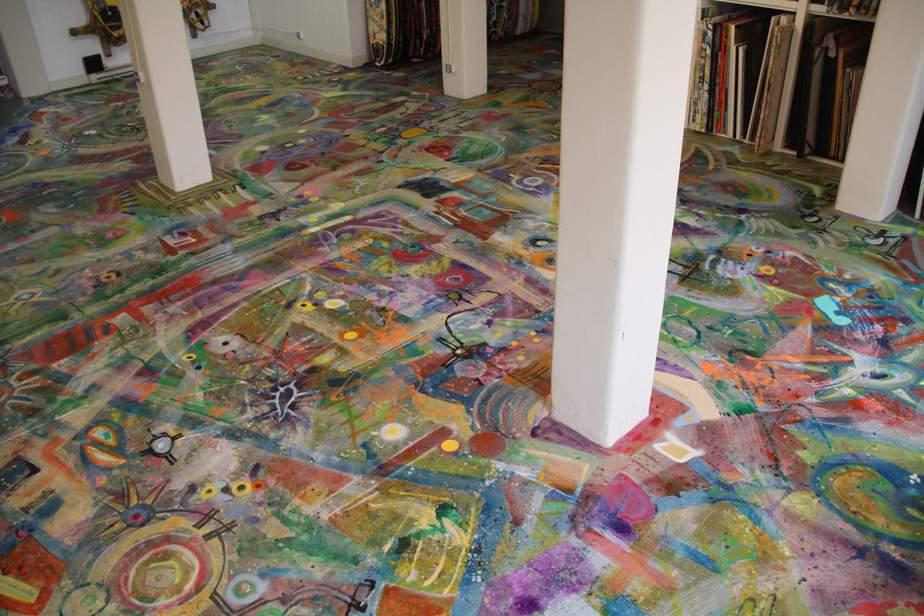 Torquato Studio Floor
