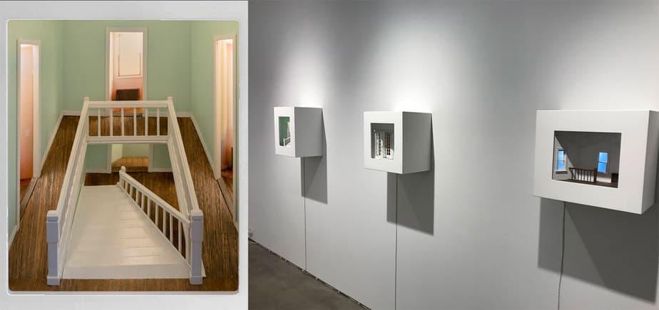 Susan Leopold, intersections, Elizabeth Harris Gallery, NY